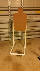 diy target stands for idpa first coast shooting sports